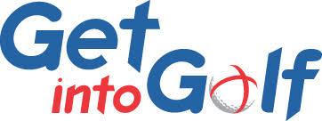 get into golf logo