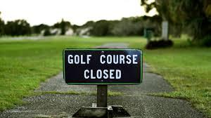 Golf Closed